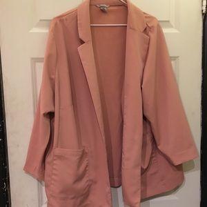 Pink H&M Women's Blazer